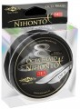 PLECIONKA MIKADO NIHONTO OCTA BRAID BLACK 0,16mm/150m