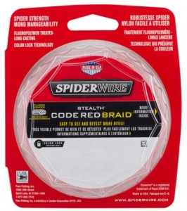 Plecionka Spiderwire Code Red New 0,30mm/270m