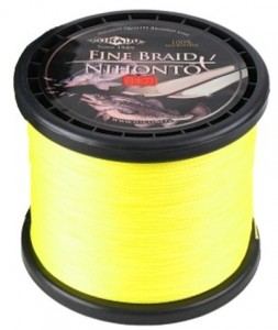 PLECIONKA NIHONTO FINE BRAID FLUO 0,30mm/900m