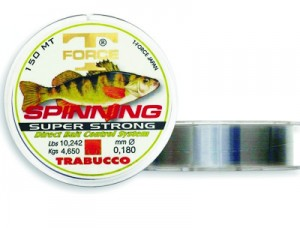 ŻYŁKA TRABUCCO SPINNING PERCH 0,14mm/150m
